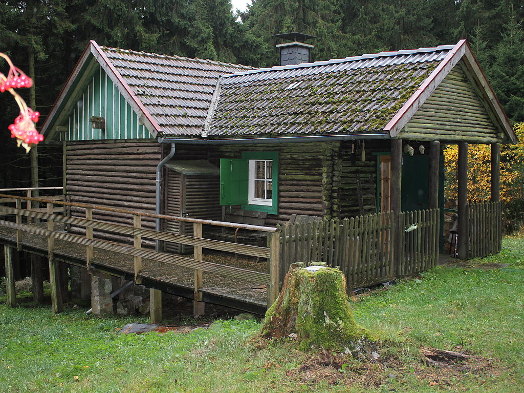 Waldhütte nrw kaufen