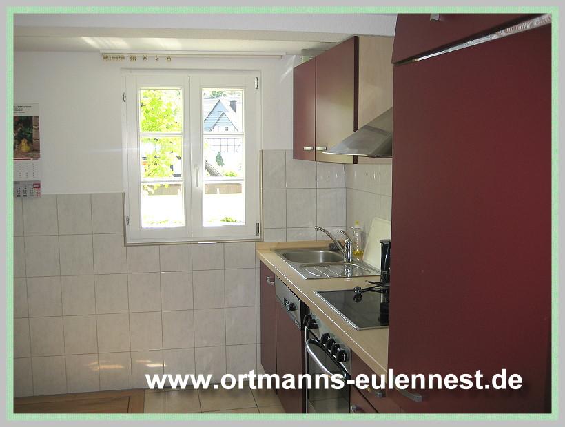 ORTMANNS EULENNEST .: Ferienwohnung in Finnentrop-Schliprüthen